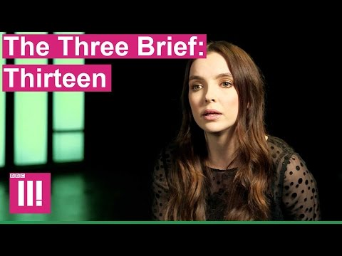 Jodie Comer from Thirteen | The Three Brief