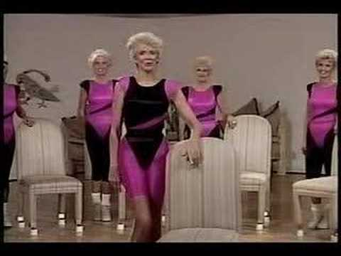 1980's Dancin' Grannies Videos Are Either Awesome or Horrible
