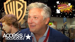 """At the Warner Bros. booth on the Comic-Con floor, Conleth Hill talks with Access Hollywood about what might be in store for his character, Lord Varys. And, he shares which character he thinks is oblivious to the impending threat of The Night King. Plus, does Conleth get recognized when he is at Comic-con?» SUBSCRIBE: http://bit.ly/AHSub» Visit Our Website: http://www.AccessHollywood.com/Get More Access Hollywood:Facebook: https://www.facebook.com/AccessHollywoodTwitter: https://twitter.com/accesshollywoodInstagram: http://instagram.com/accesshollywoodSnapchat: OfficialAccessAbout Access Hollywood:""""Access Hollywood"""" is a nationally syndicated daily entertainment news show. """"Access Hollywood"""" delivers the most comprehensive coverage of entertainment news and personalities on television, featuring in-depth celebrity interviews and behind-the-scenes accounts of the most important events in Hollywood.'Game Of Thrones' At Comic-Con: Conleth Hill On Lord Varys' Future  Access Hollywoodhttps://youtu.be/v6tHMKc18QUAccess Hollywoodhttps://www.youtube.com/user/AccessHollywood"""