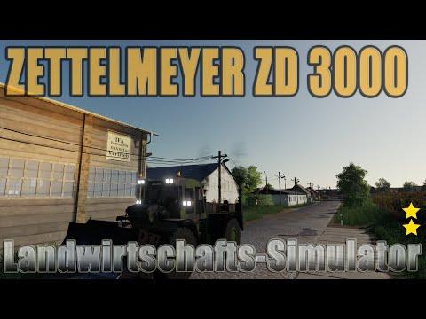Zettelmeyer ZD 3000 v1.0.0.0