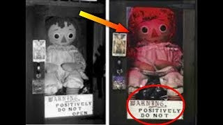 Haunted annabelle(एनाबेली)doll real story in hindi