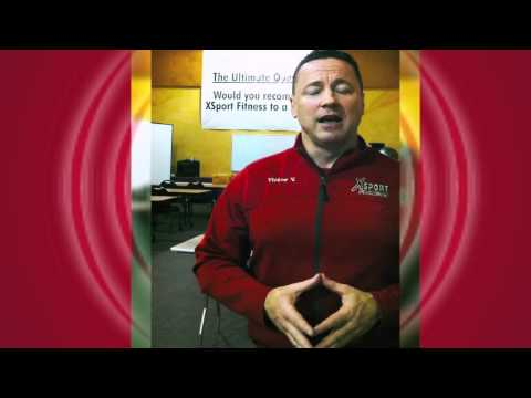 Victor Verhage - XSport Fitness Testimonial