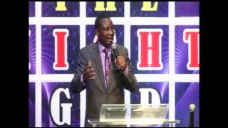 Pastor Dayo Olutayo -  The Product Of Divine Favour 3