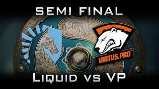 Nonton Liquid vs VP TI7 [EPIC] LB Semi Final Highlights The International 2017 Dota 2 Film Subtitle Indonesia Streaming Movie Download