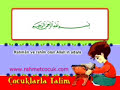 Çocuklarla Kur'an Talimi (Felak Suresi)