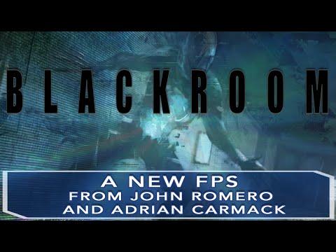 Blackroom : le FPS de Romero et Carmack
