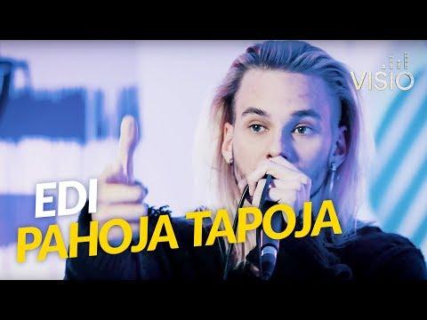 EDI - PAHOJA TAPOJA // VISIO LIVE (видео)