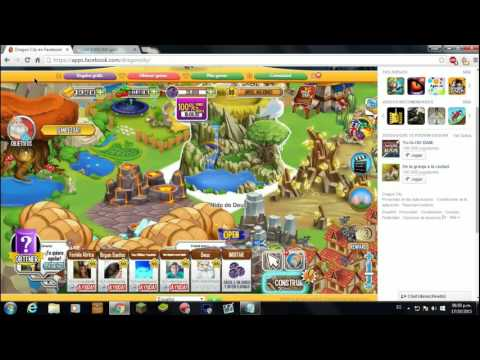 HACK DE 6 MILLONES DE ORO | DRAGON CITY 2015