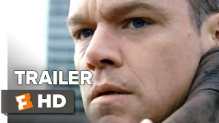 Jason Bourne - Official Trailer #1 (2016)