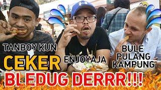 Video MAKAN CEKER PEDAS & BEBEK SINJAY!!!! Menculik Tanboy Kun dan Bule Pulang Kampung ke Kampoeng Legenda MP3, 3GP, MP4, WEBM, AVI, FLV Februari 2018