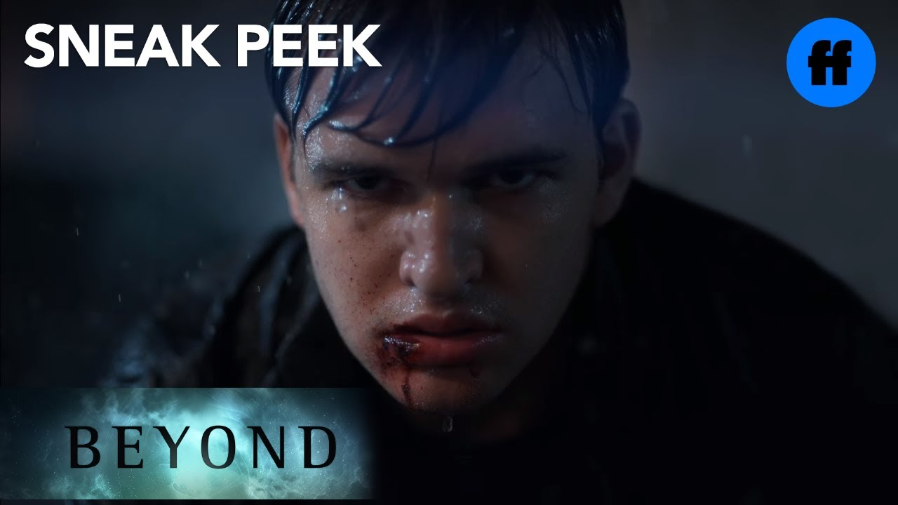 His return is only the beginning in Freeform's new Mystery Fantasy Drama 'Beyond' [Sneak Peek]