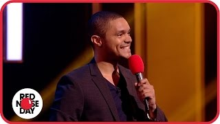 Stand-up set by Trevor Noah