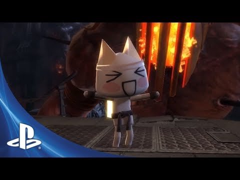 PlayStation® All-Stars Battle Royale Toro Trailer