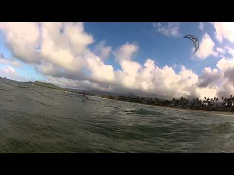 We are the Youth: Zach Kitesurfing