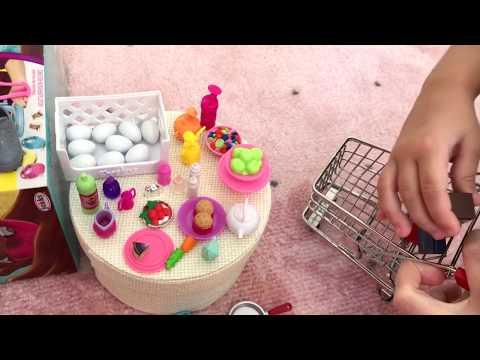 Алиса играет в кукол ! Кен купил подарки для Барби ! (видео)