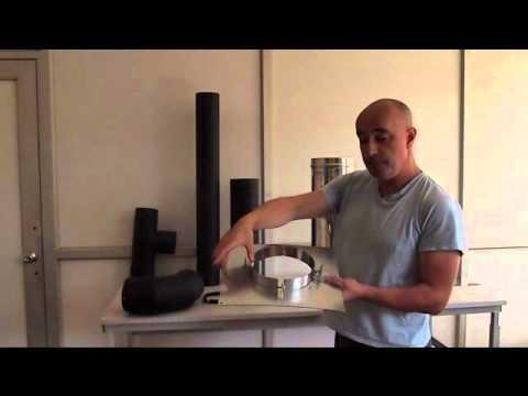 comment installer un poele a bois sans conduit de cheminee