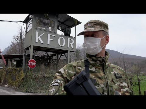 KFOR continues during COVID-19 pandemic