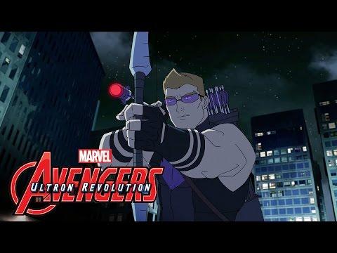 Marvel's Avengers Assemble 3.02 (Clip)
