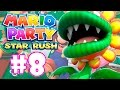 Mario Party Star Rush 8 Casa Da Peppa