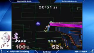 2013: Mew2King's Mewtwo vs Hax