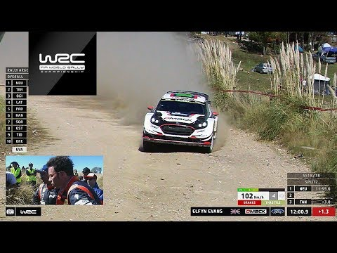 WRC - YPF Rally Argentina (2017): Neuville vs. Evans