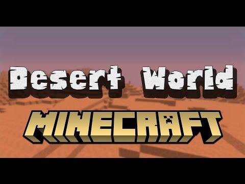 [RÉGI VIDEÓ] JTF - Minecraft Kaland Mapok - DesertWorld