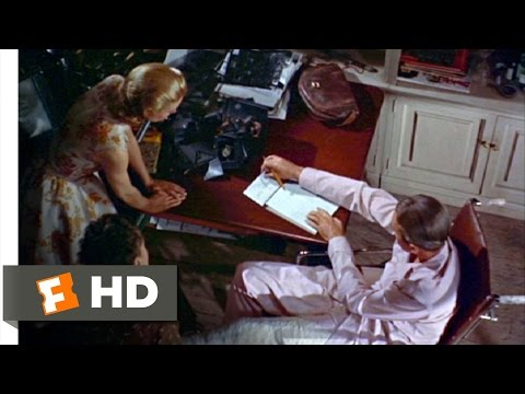 Rear Window (4/10) Movie CLIP - A Note To Thorwald (1954) HD