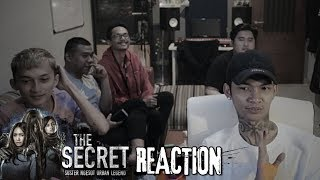RAFFI AHMAD & SUSTER NGESOT??? (The Secret Reaction)