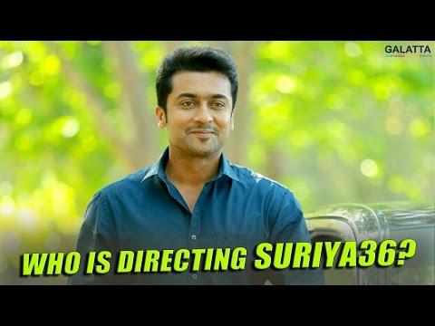 Who-is-directing-Suriya36