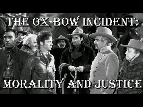 The Ox Bow Incident (1943) Morality and Justice | Film Analysis