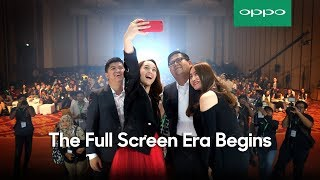 Video OPPO F5 Indonesia Launch Event Highlight MP3, 3GP, MP4, WEBM, AVI, FLV November 2017