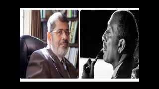السادات يشتم مرسى الاستبن فى ذكرى ثورة 25 يناير egypt بسبب تمرد 30/6/2013