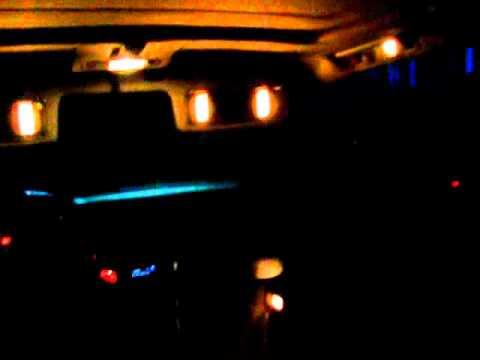 Audi 80 Coming Home (Nebel, Stand-, Rücklicht, Spiegelleuchte)