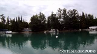 Walloon Lake Wildwood Basin Starting at Randalls Point and ending at entrance to West Arm. 2012 Walloon Lake is a glacier-formed lake located in Charlevoix ...