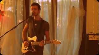 Hallelujah - Jeff Buckley  (cover by Riccardo Mazzon)