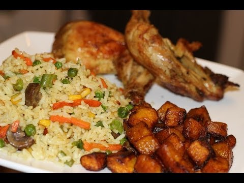 How to Cook Fried Rice - Sunday Special