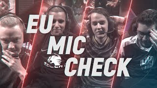 Video EU LCS Mic Check: Week 5 | Spring Split 2018 MP3, 3GP, MP4, WEBM, AVI, FLV Agustus 2018