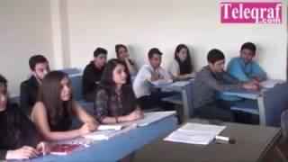 Համացանցում տեսանյութ է հայտնվել, որտեղ ադրբեջանցի ուսուցիչը աշակերտների հետ հայերեն դաս է անցկացնում և ապրիլյան պատերազմի մասին ներկայացնում խեղաթյուրված տե...