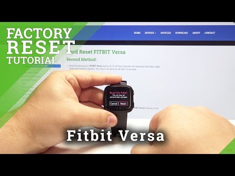 Download How To Reset Fitbit Ionic Resolve All Your Bug 39 S Video