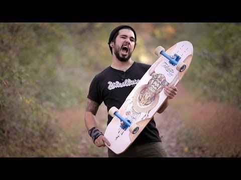 Arbiter 36 Kt Longboard Skateboard By Original Skateboards