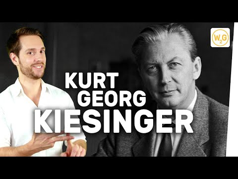 Kurt Georg Kiesinger: Der umstrittene Kanzler