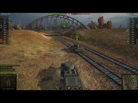 World of Tanks  Shot with GeForce GTX