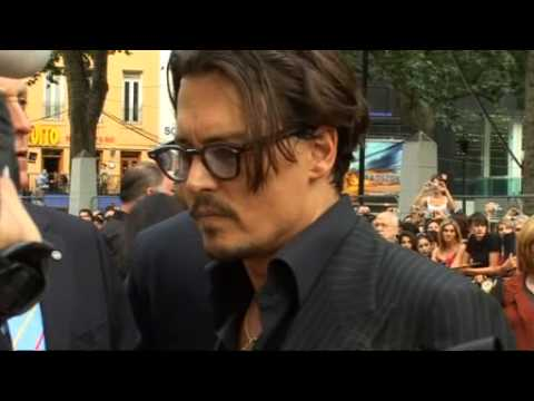 Johnny Depp on Michael Jackson and rumours he'll play him Video