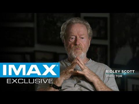 Alien: Covenant Featurette 'Ridley Scott'