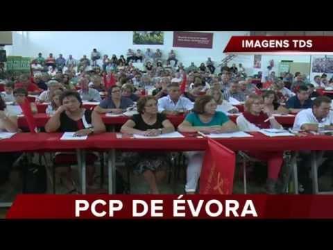 8ªASSEMBLEIA PCP ÉVORA: AS IMAGENS