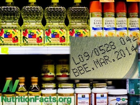 The True Shelf-Life Of Cooking Oils