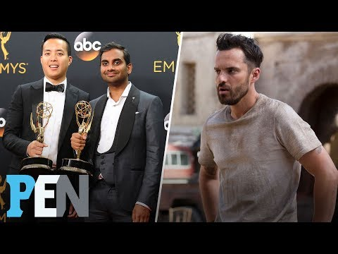 'The Mummy's' Jake Johnson Talks, Alan Yang On 'Master Of None' & More | EWS | Entertainment Weekly