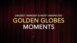 Unexpected, Hilarious & Awkward Golden Globes Moments full download video download mp3 download music download
