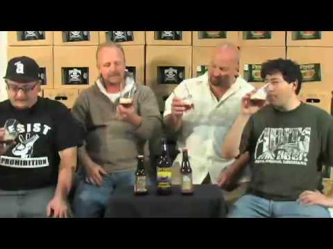 4 Guys Drinking (a show about beer) Episode One – Amber Ales
