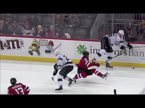 Gotta See It: Scary Taylor Hall knee-on-knee collision